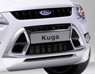 2011 Ford Kuga Logo