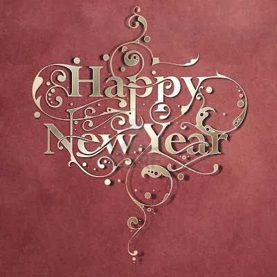 beautiful-hand-made-ornamental-typography-happy-new-year