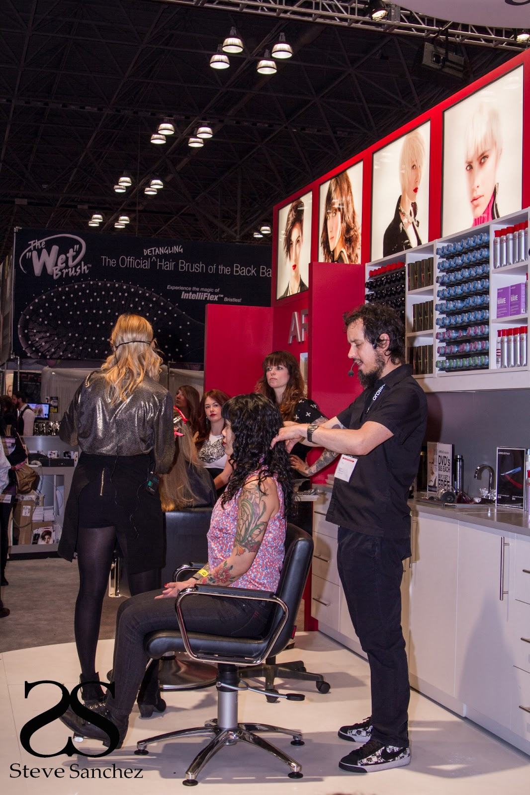 The international beauty show new york ibs new york the longest