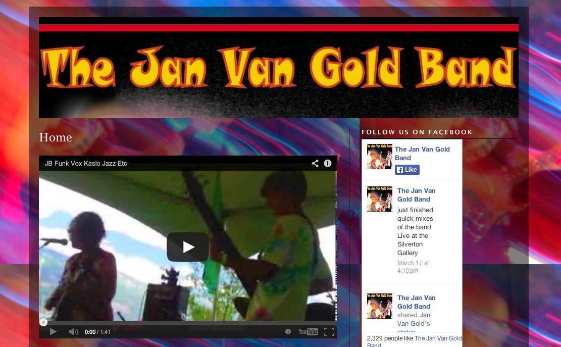 Jan Van Gold