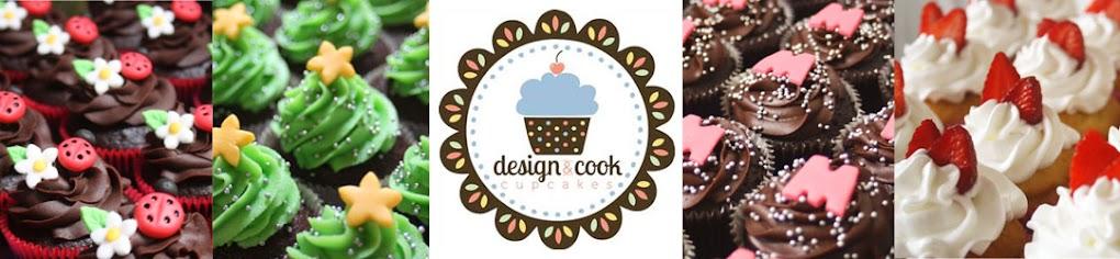 Design e Cook - Cupcakes em Curitiba