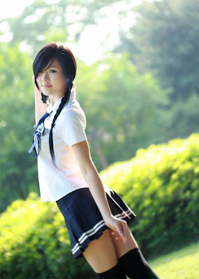 Foto Hwang Mi Hee