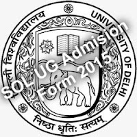 Delhi University SOL UG Admission guideLine