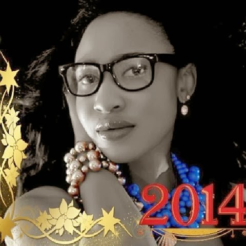 tonto dikeh 2014 greeting cards