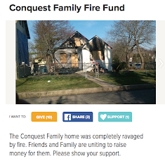 Conquest Family Fire Fund