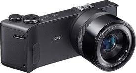 مواصفات الكاميرا Sigma DP3 Quattro