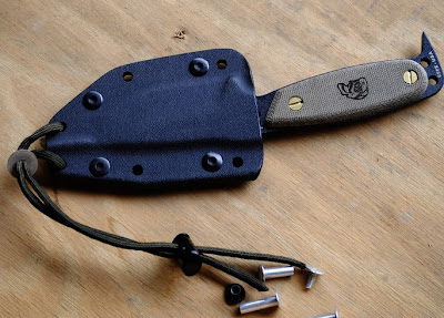 Kydex sheath that comes with DPX HEST