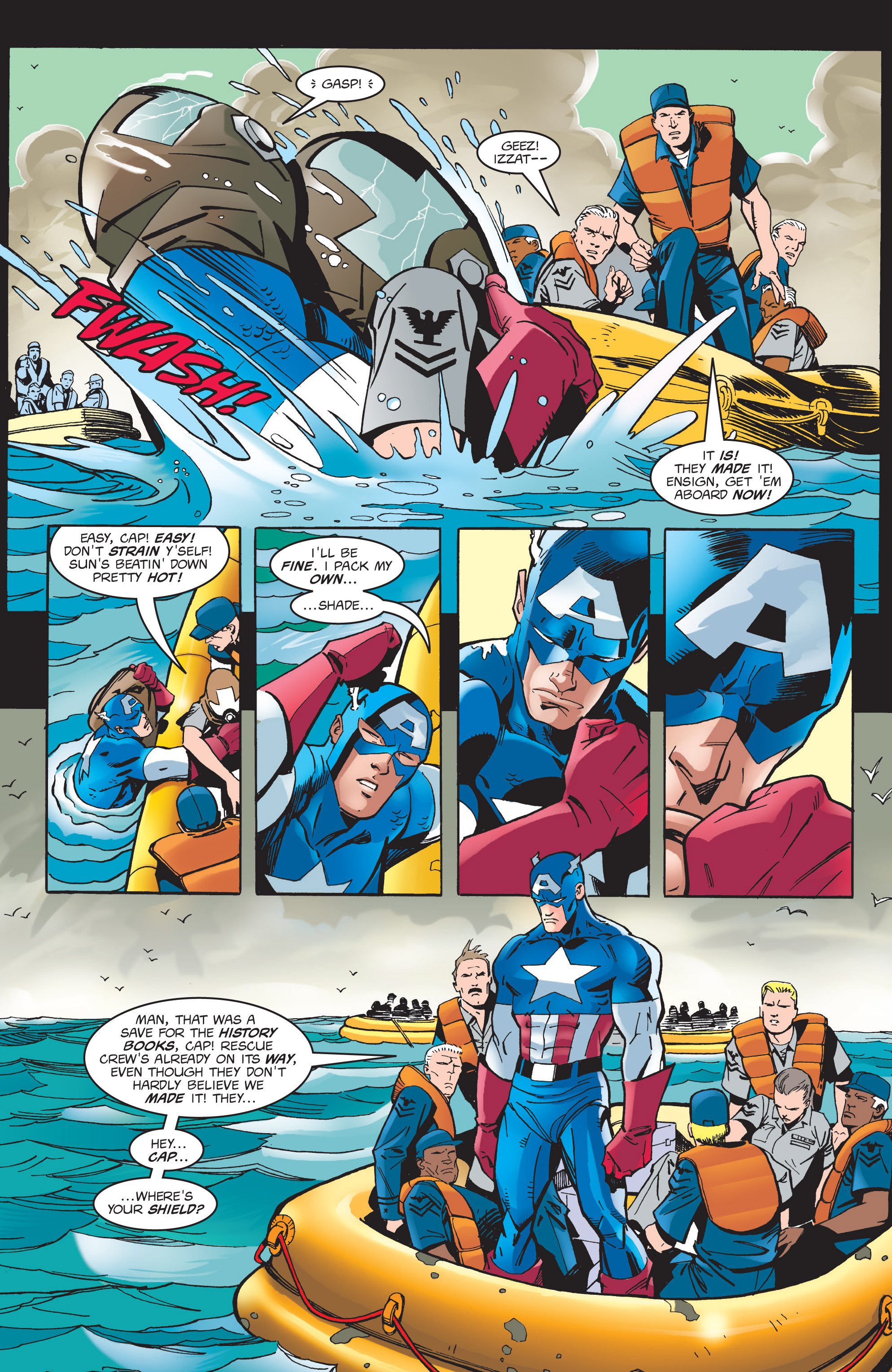 Captain America (1998) Issue #2 #5 - English 23