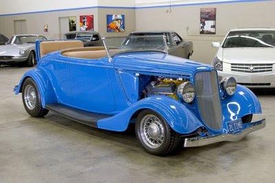 Allen Michigan Car Show