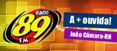 Rádio 89 FM 89,3 João Câmara RN