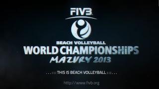 VOLEY PLAYA-Mundial 2013 Mazury (Polonia)