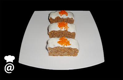 Recetas Dukan: Tarta de Zanahoria y Salvado de Avena