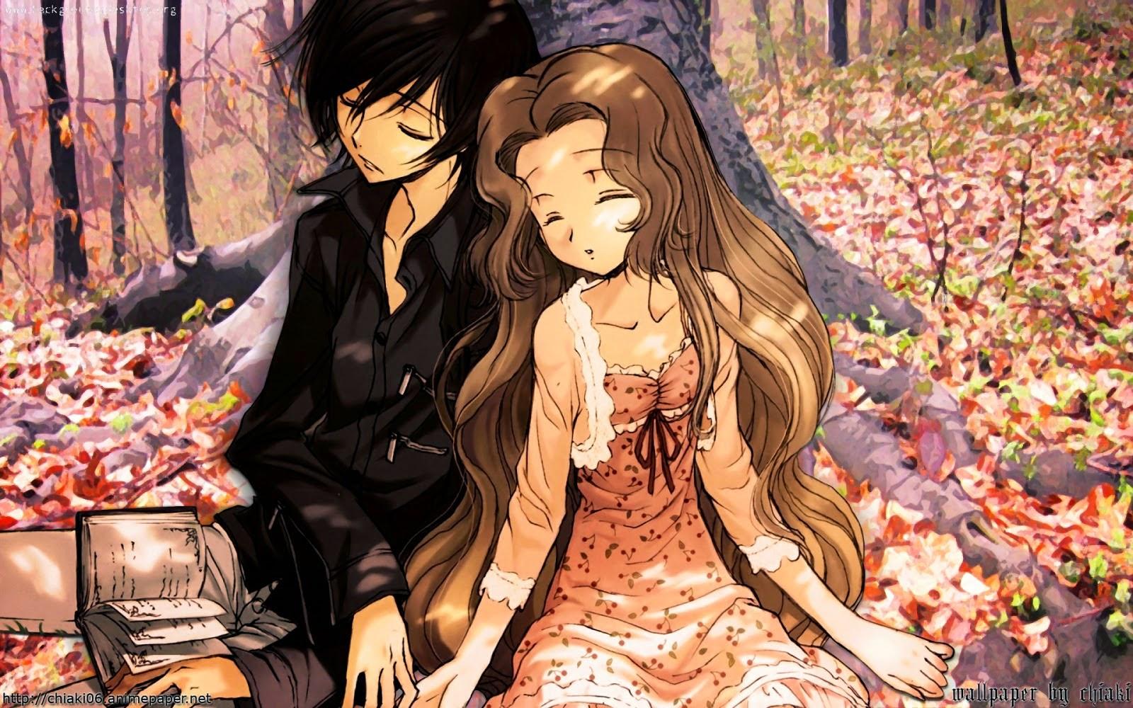 tải ảnh nền anime tình yêu đẹp nhất