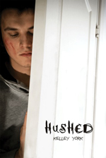 Hushed book cover