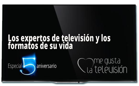 Los expertos de televisión y los formatos de su vida