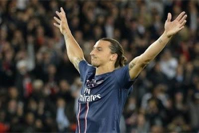 Valenciennes-Psg 0-4 highlights