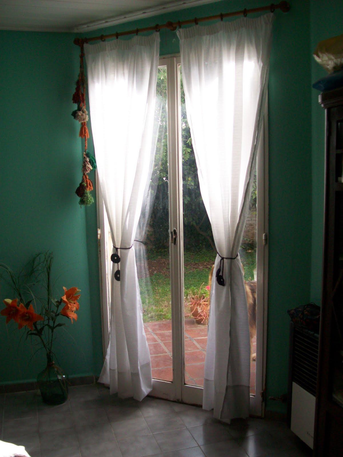 Abuela cata tejido de dise o junio 2011 - Alzapanos para cortinas ...