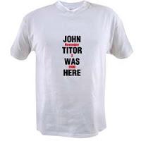 john titor, t-shirt