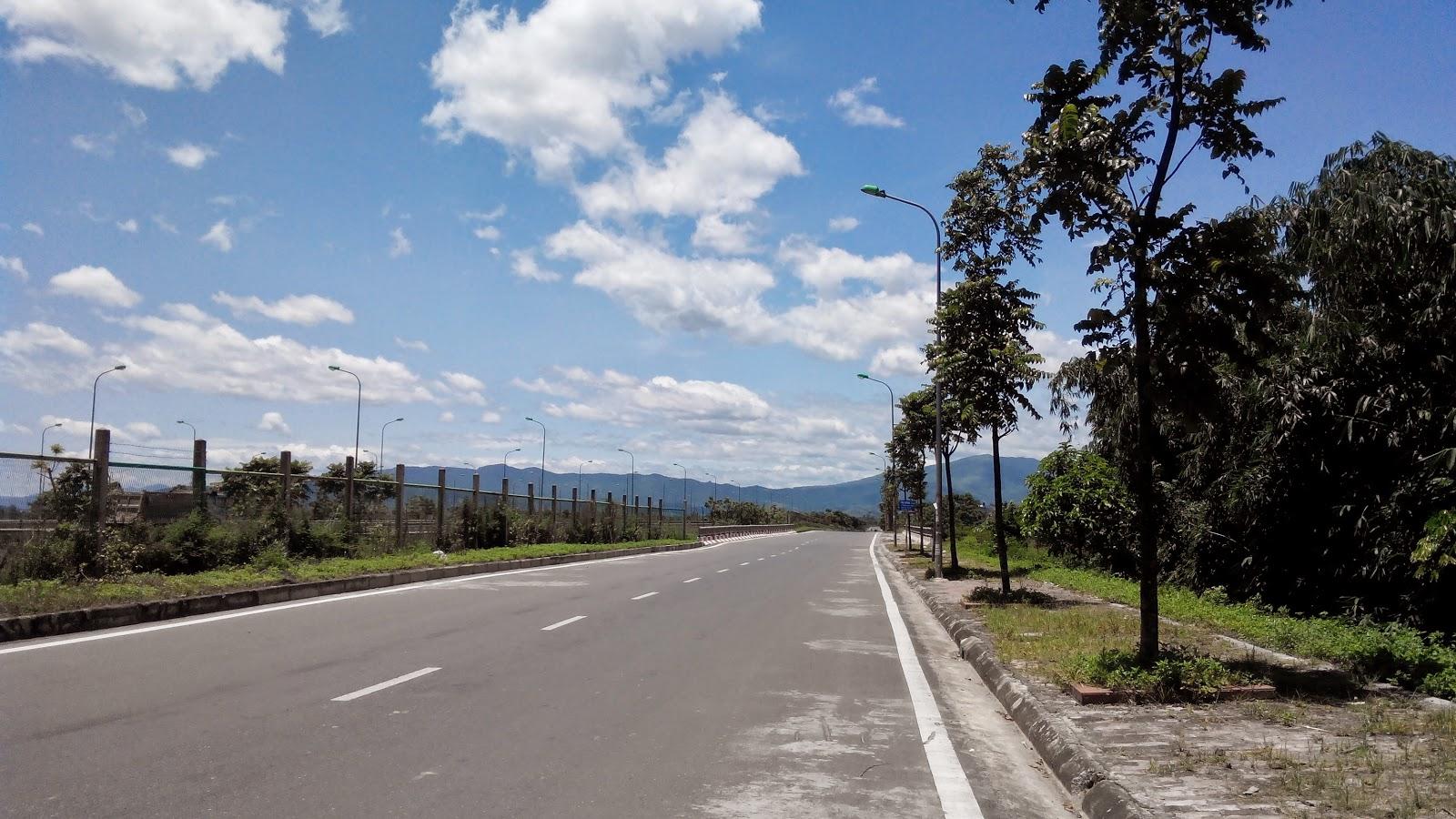 Đường Láng Hòa Lạc đi Ba Vì