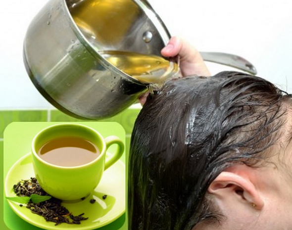 Normal Remedies for Silky Beautiful Shiny Hair