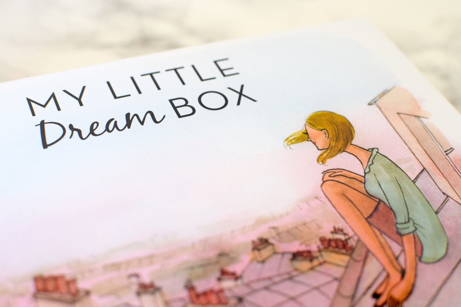My Little Dream Box April 2015