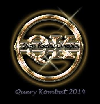 Query Kombat Champions!