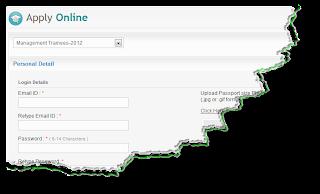 PDIL MT Recruitment 2012 Online Form
