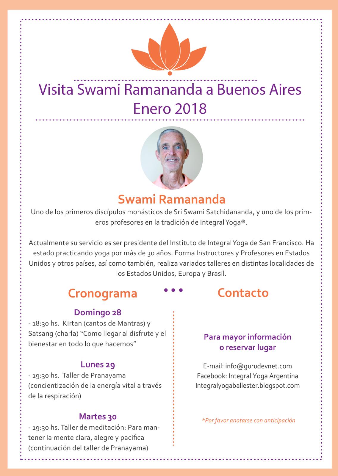 Visita Swami Ramananda