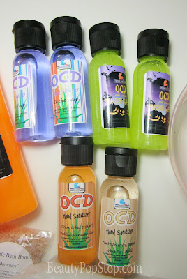 fortune cookie soap ocd hand sanitizer review