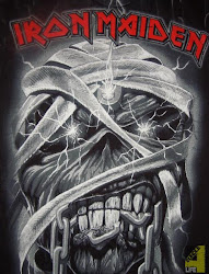 Iron Maiden - Eddie Mummy fullprint shirt (AVAILABLE)