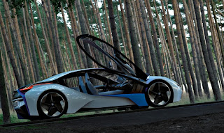 2013 BMW I8