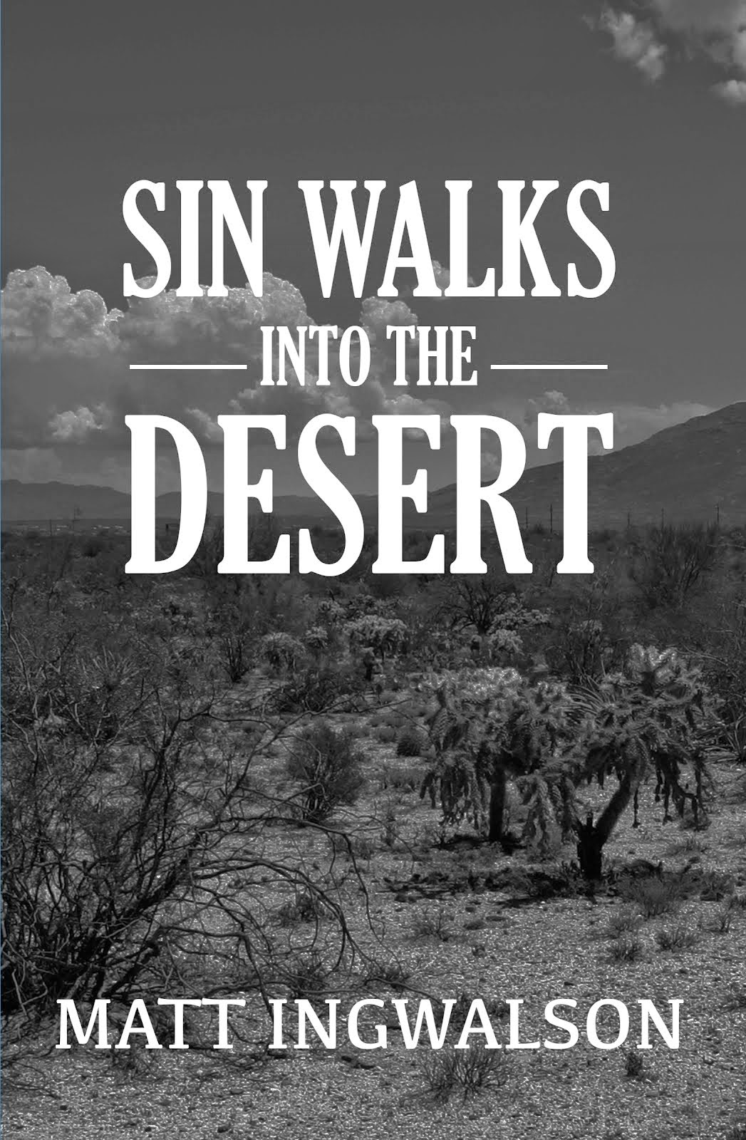 Buy Sin Walks Into The Desert on Amazon