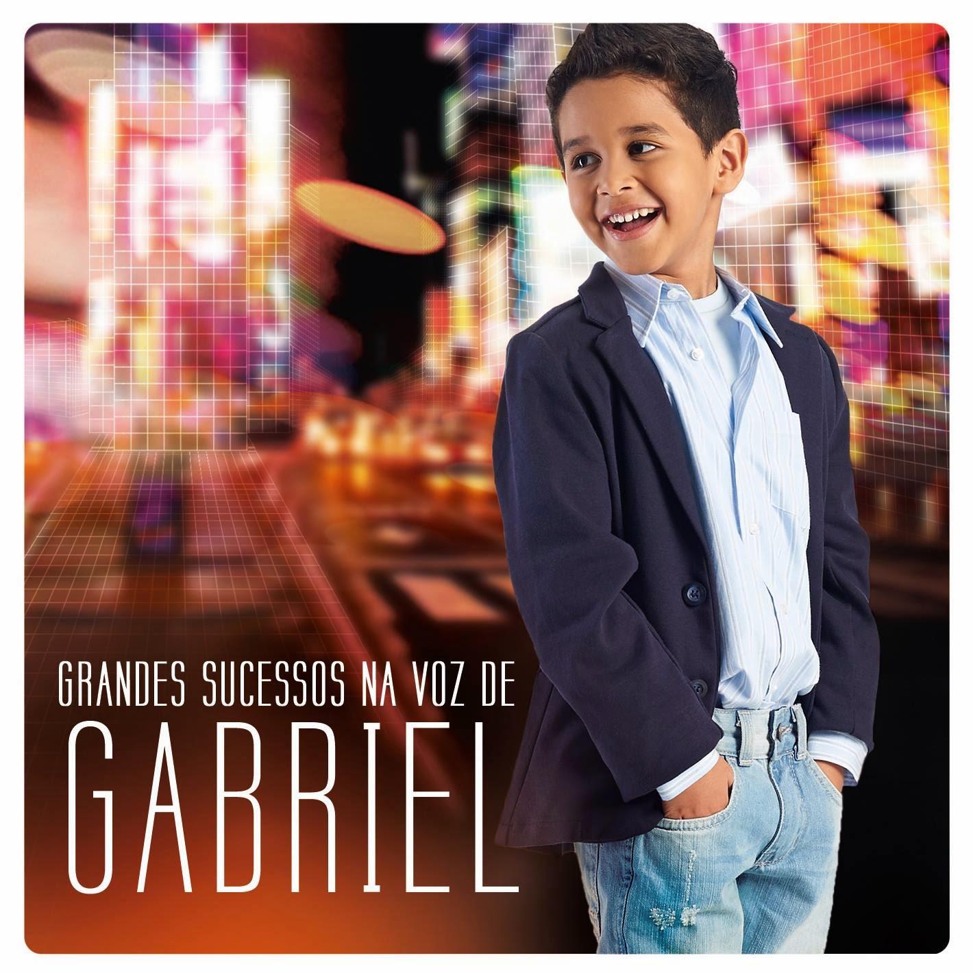 Gabriel - Grandes Sucessos na Voz de Gabriel 2014