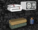 Solucion Black Bathroom Escape Guia