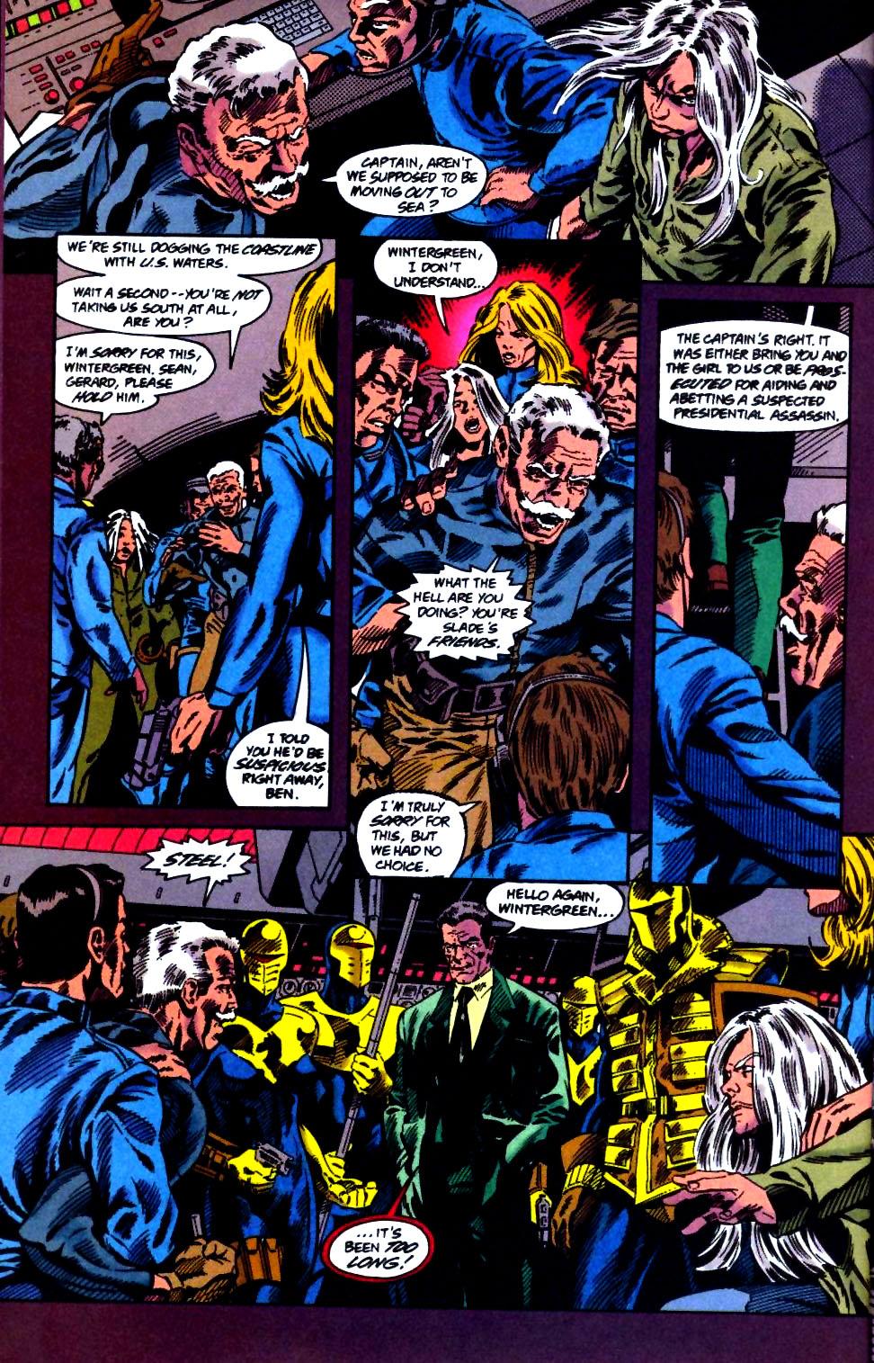 Deathstroke (1991) Issue #47 #52 - English 15