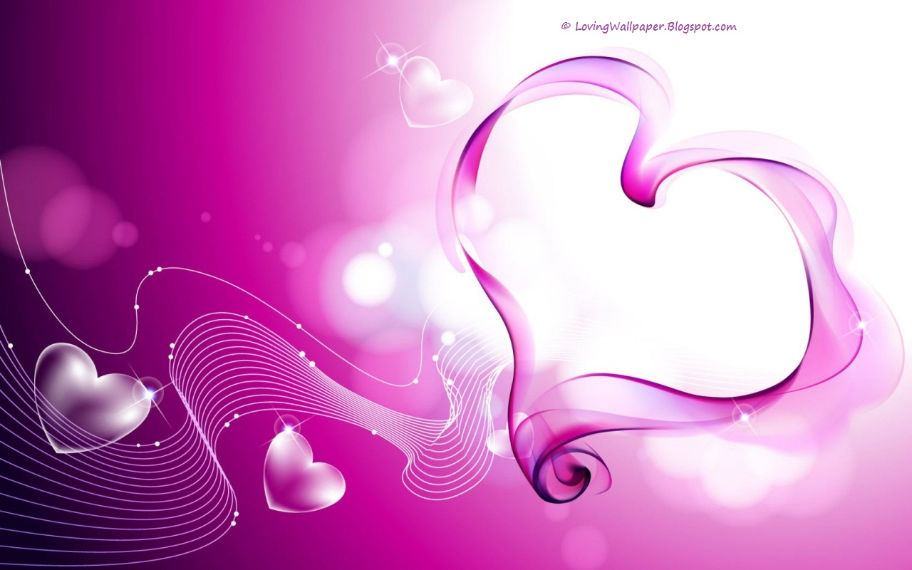 Valentine Day Special HD Heart Wallpaper For Desktop ...