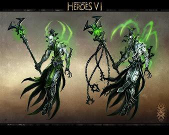 #26 Might Magic Heroes Wallpaper