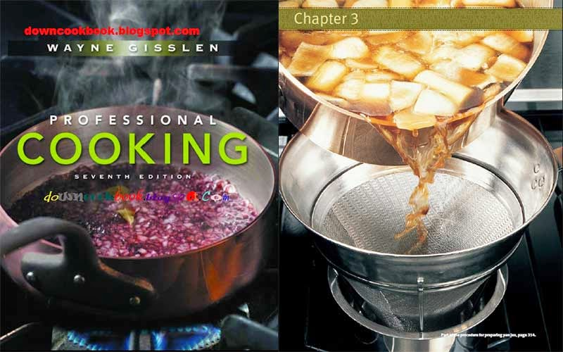 Professional cooking 7th edition down cook books thumb professional cooking forumfinder Gallery
