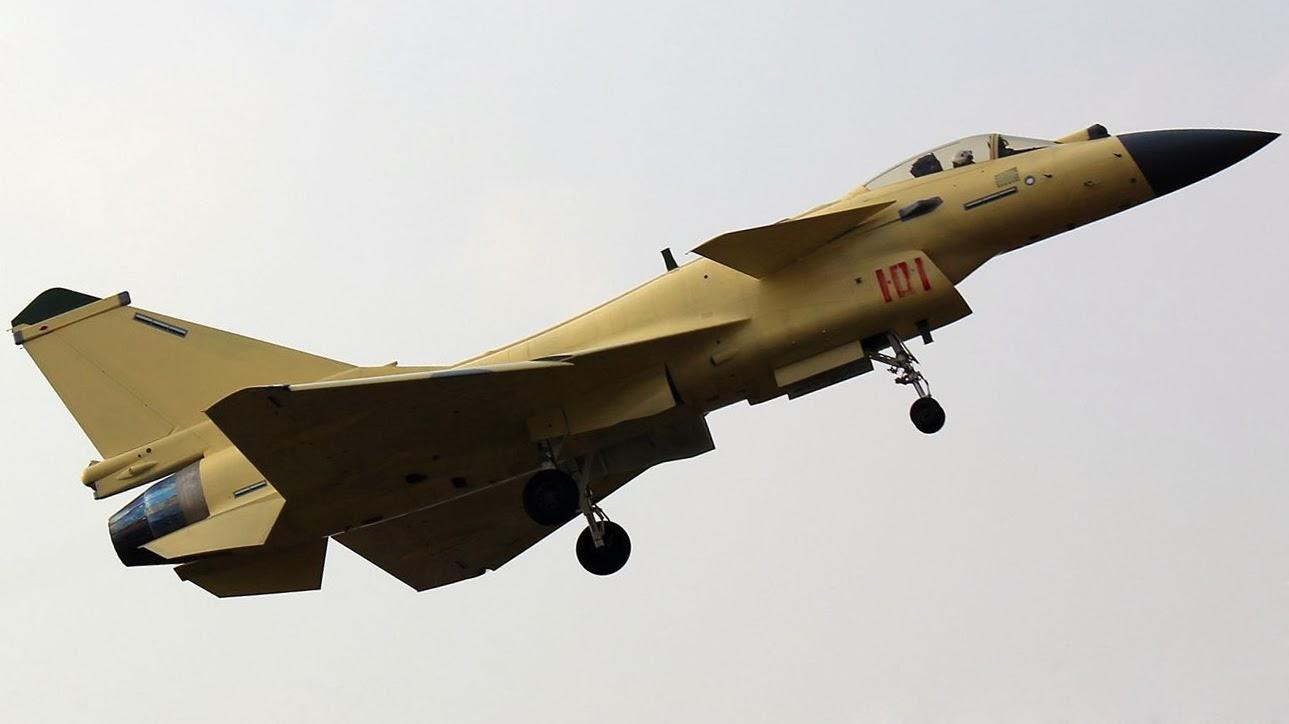 Production Standard J-10B Vigorous Dragon Fighter Jet ...