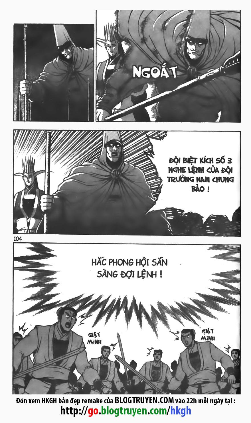 Hiệp Khách Giang Hồ chap 204 page 22 - IZTruyenTranh.com