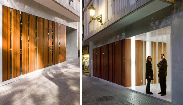 Pimugs04 revestimiento exterior tipos for Exterior oficinas