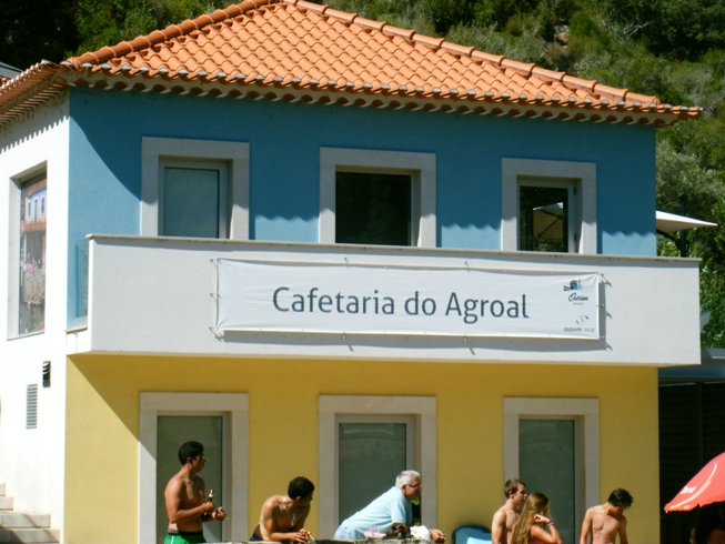 Cafetaria do Agroal