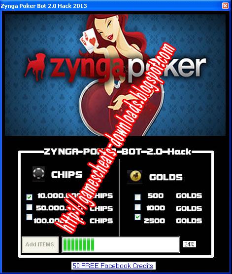 Free download zynga poker bot 2018