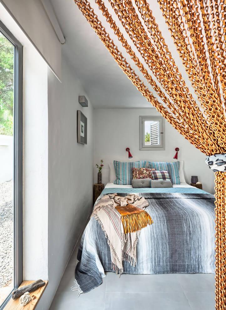 Interior estilo hippie chic en formentera virlova style for Arredamenti per interni casa