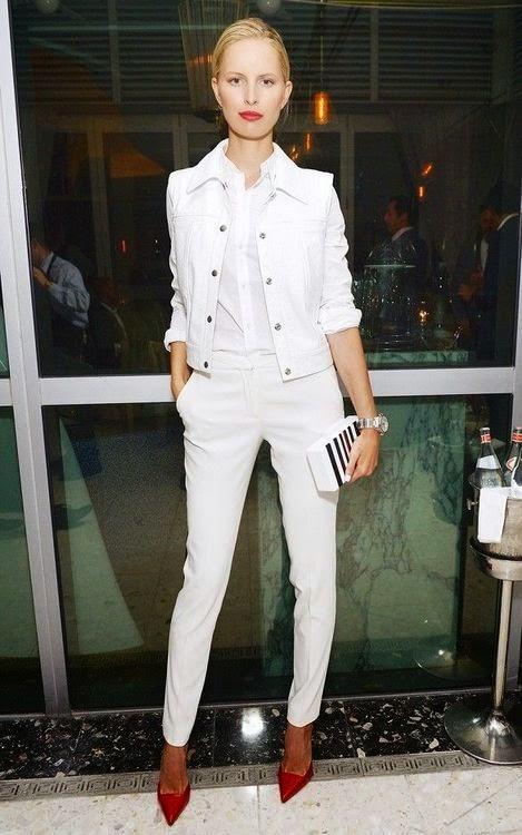 white clothe
