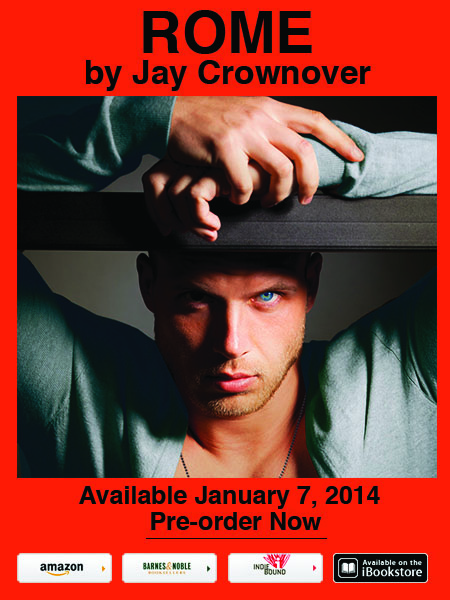 Cover Reveal: Rome by Jay Crownover Part: 3