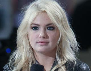 All Hollywood Celebrities Kate Upton Without Makeup Look Pictures 2013 - Kate-upton-no-makeup