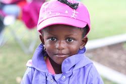 Elyana:  3 years old