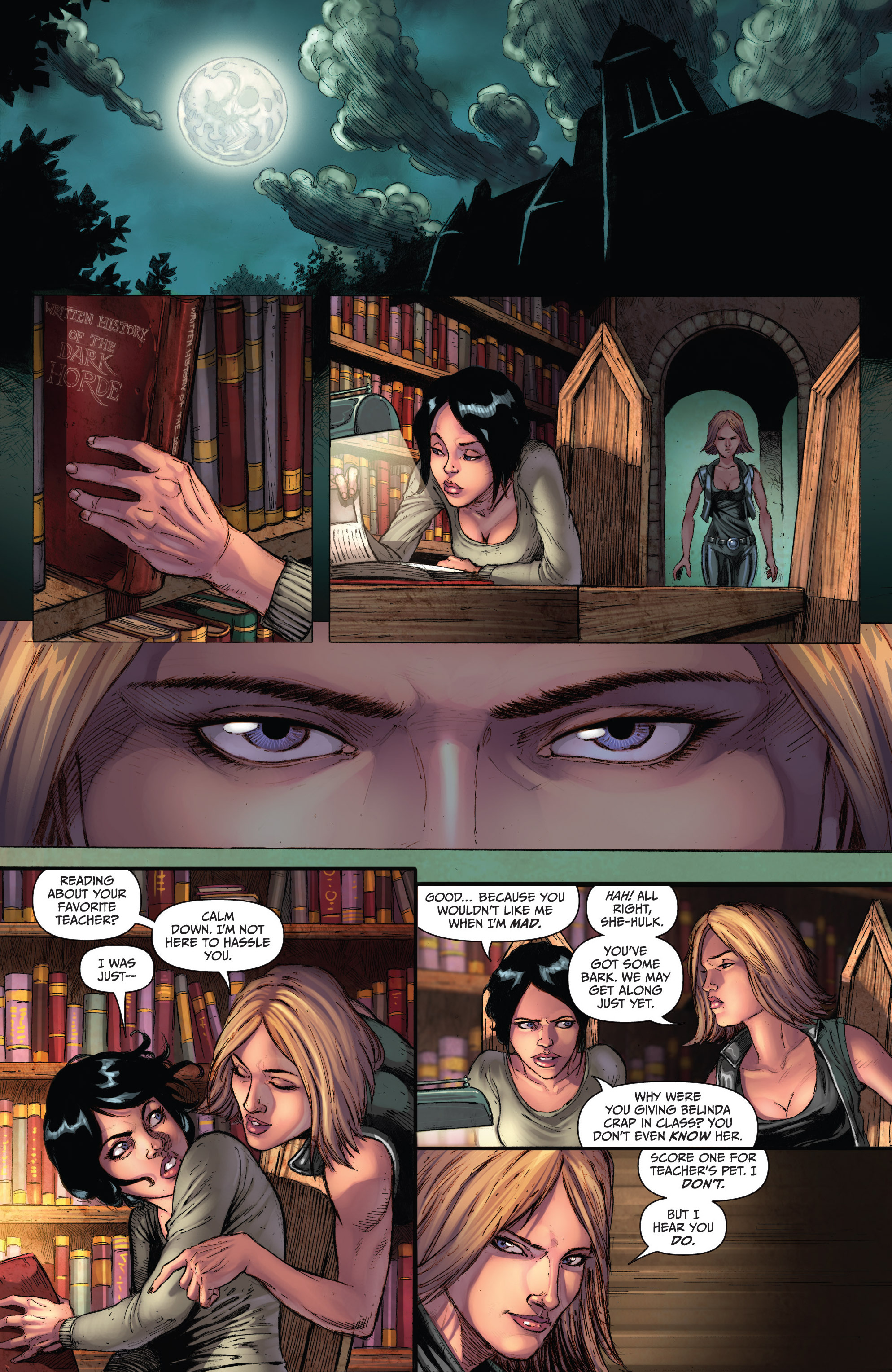 Grimm Fairy Tales (2005) Issue #103 #106 - English 11