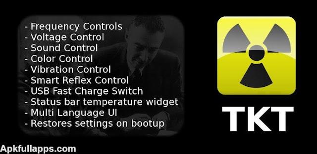 Trinity Kernel Toolbox v1.9.20